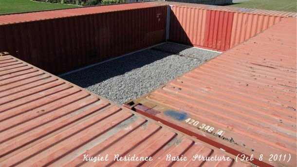 Shipping Container House Chassis Kuziel Nz