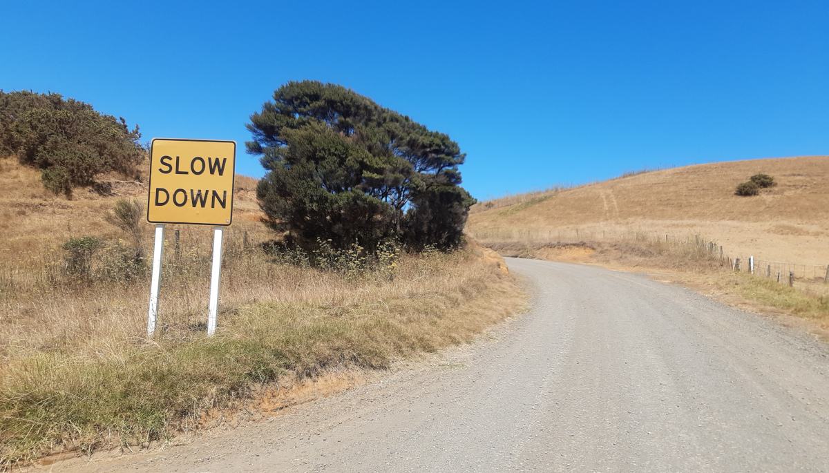 Tour Aotearoa 2020 - Marek Kuziel - Sometimes you need to slow down to go further faster.